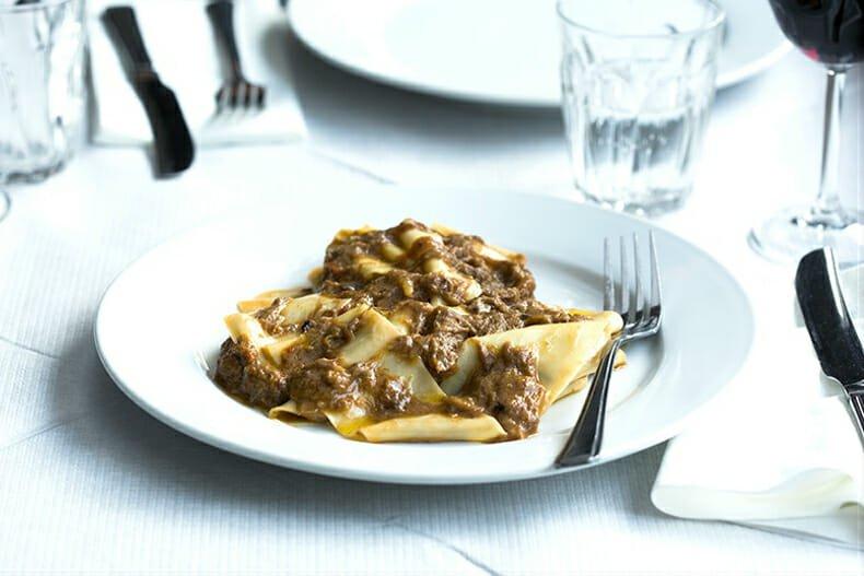 Trullo best fresh pasta London