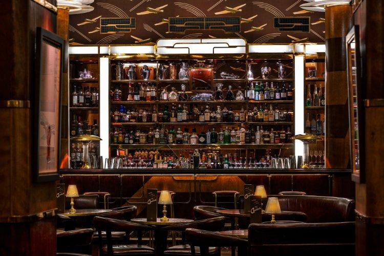 Bar Americain at Brasserie Zédel