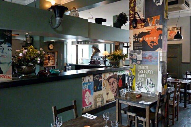Little Georgia BYOB restaurants in London