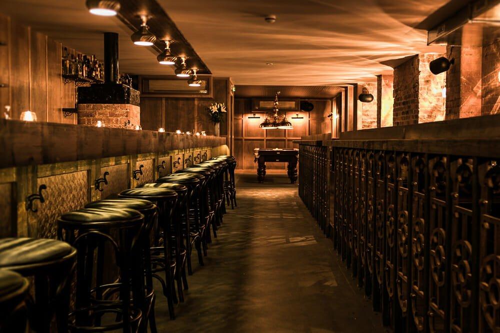 Original Sin North london bars