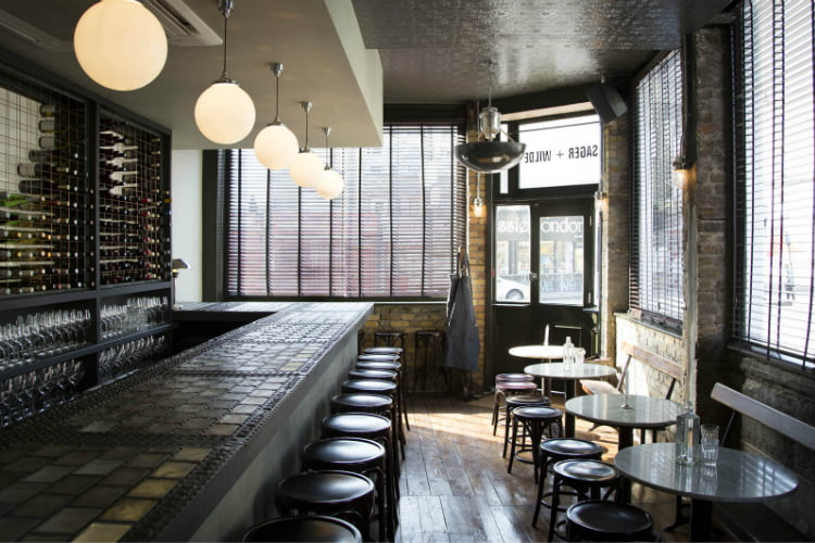 Best Wine Bars in London Sager + Wilde