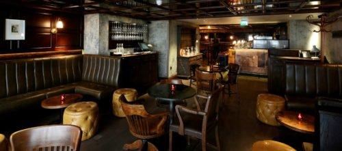 The Blind Pig Speakeasy Bar Above Atherton S Social Eating House
