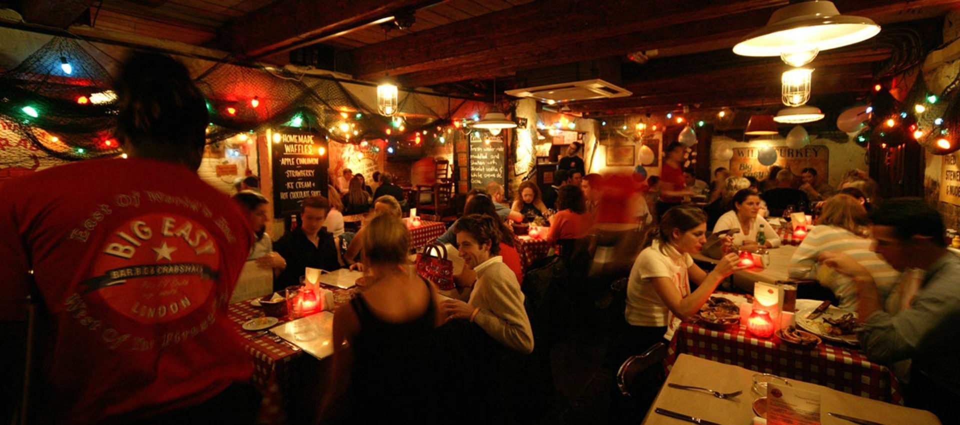 The Big Easy   Laid Back BBQ And Seafood Joint On Chelsea ...