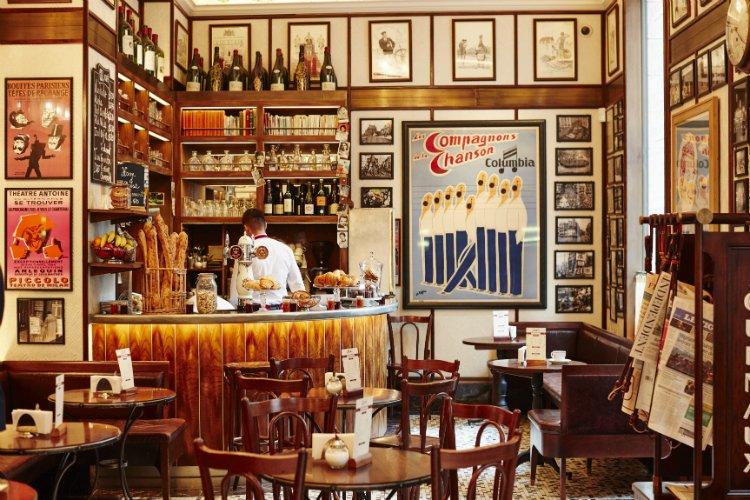 Brasserie Zédel - ZL Café