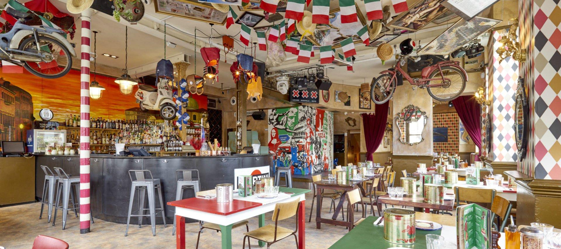 Best Italian Restaurant In Battersea