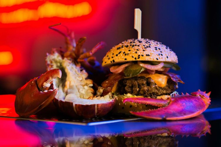 Burger & Lobster London