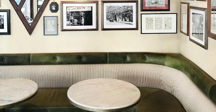 Cafe Boheme - best restaurants in Soho restaurants