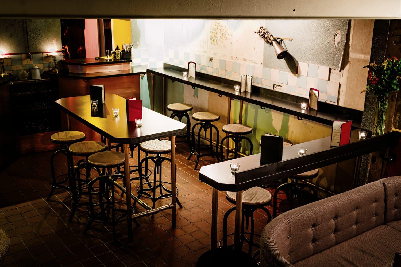 Rev J W Simpson Bar
