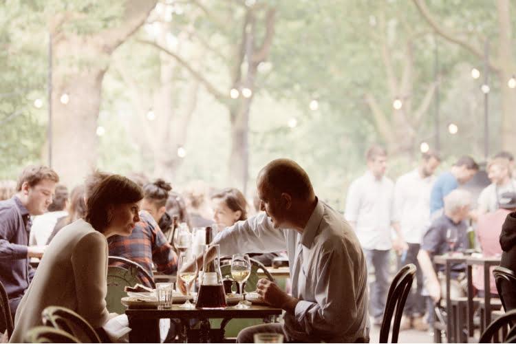 Sager + Wilde - romantic restaurants in London
