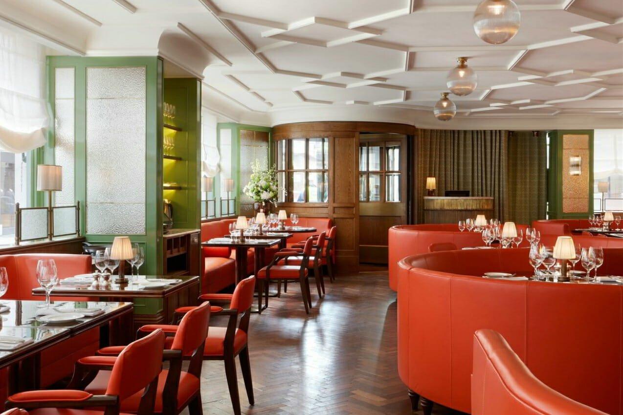 45 Jermyn Street St James's Restaurants
