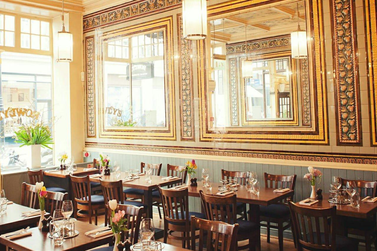 Rowleys St James's Restaurants