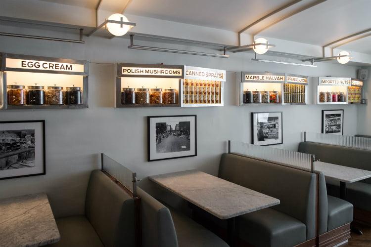Russ & Daughters best restaurants in New York