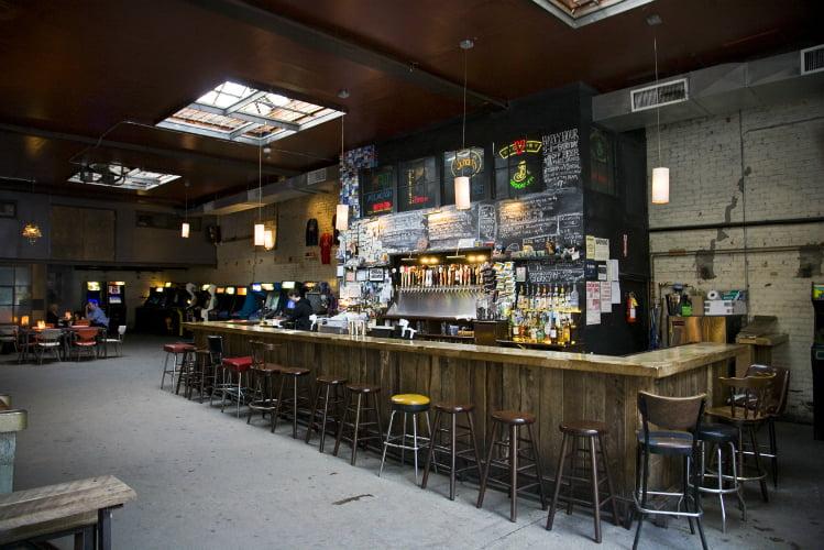 Barcade best bars in New York