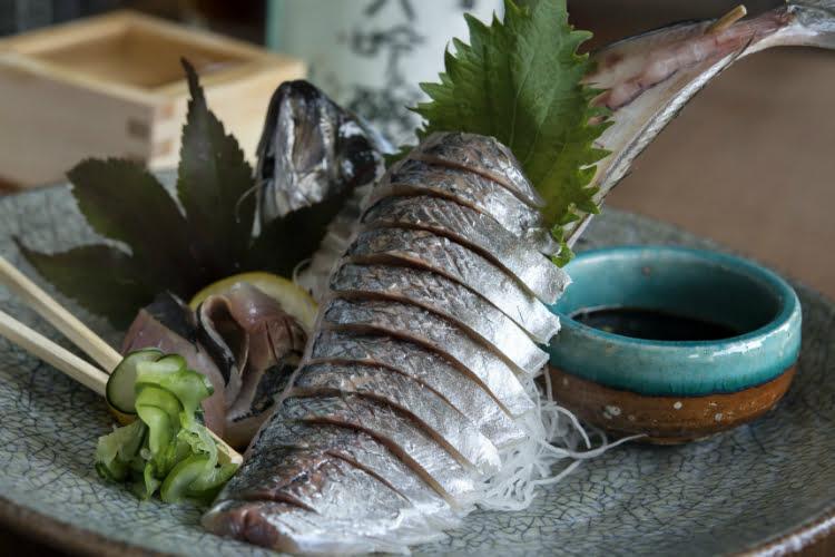 Blue RIbbon Sushi best restaurants in New York