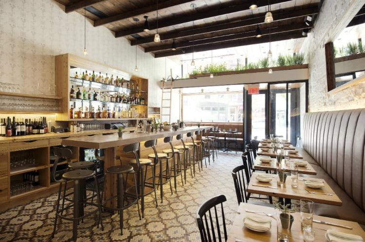 Meadowsweet best restaurants in New York