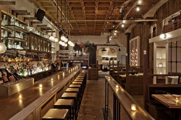 Saxon and Parole best restaurants in New York