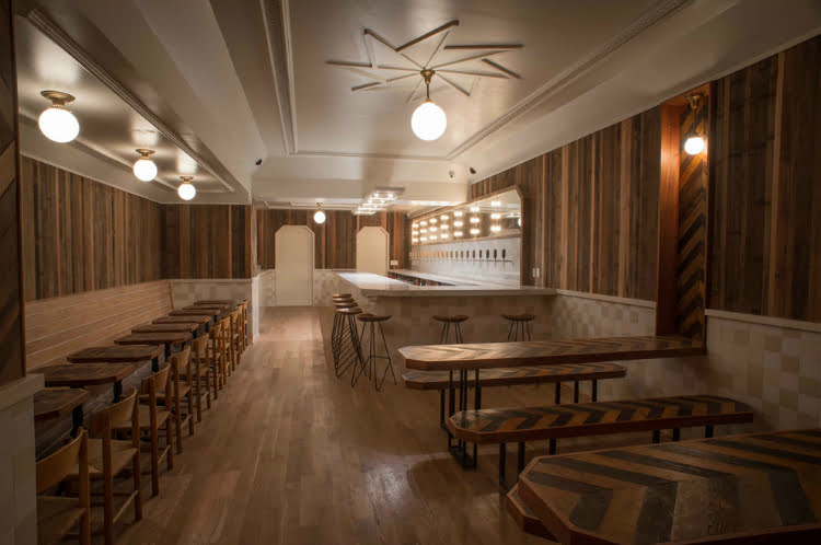 Torst New York bars