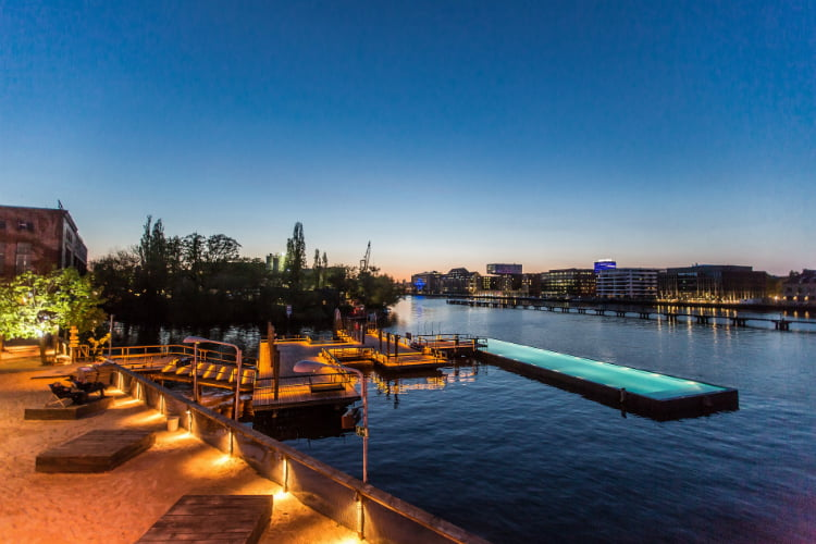 Badeschiff - things to do in Berlin