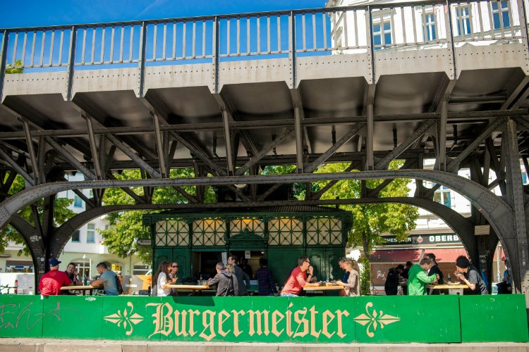 Burgermeister - things to do in Berlin