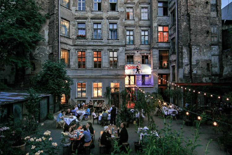 Clarchens Ballhaus - things to do in Berlin
