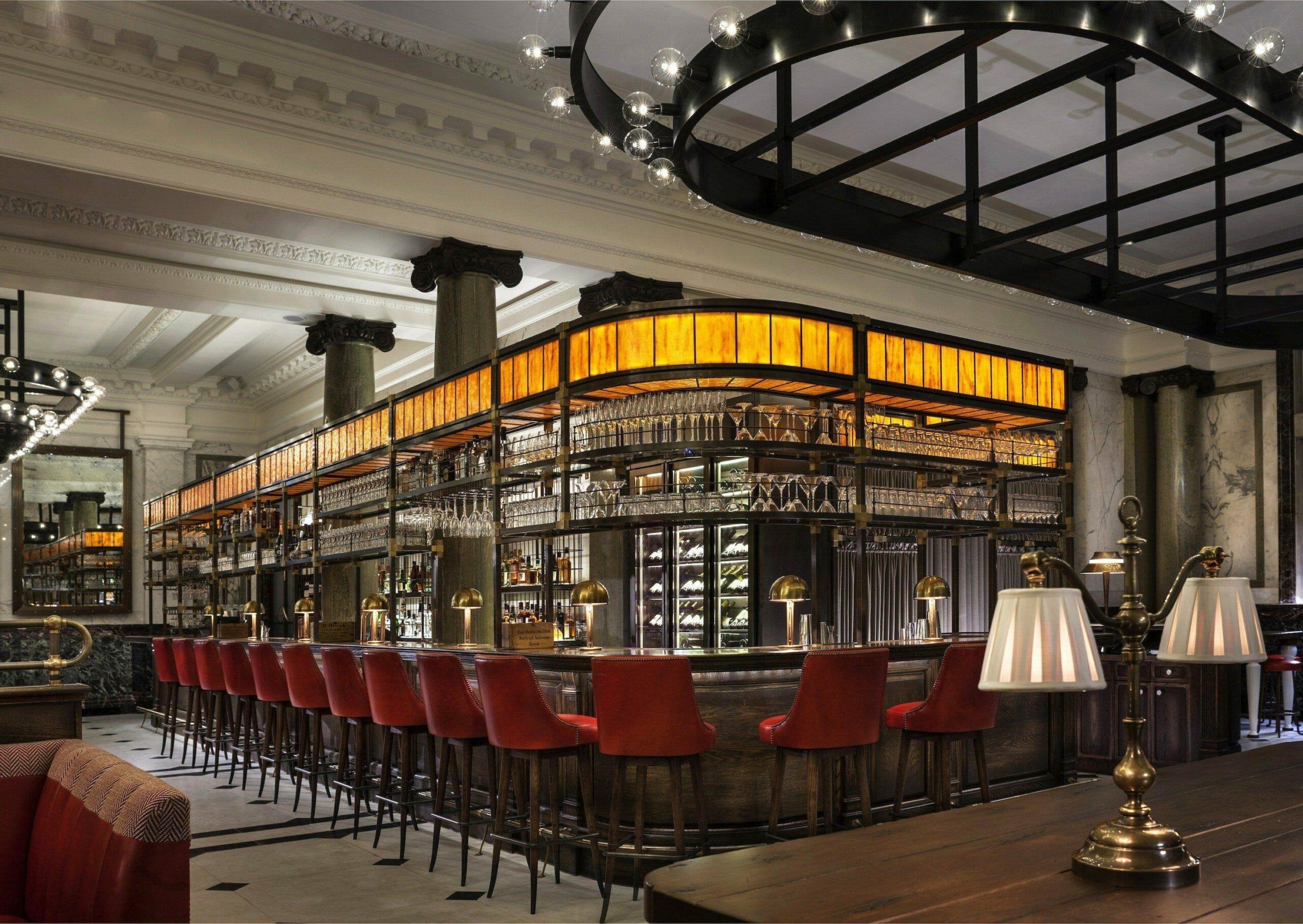 Holborn Dining Room gin bar London