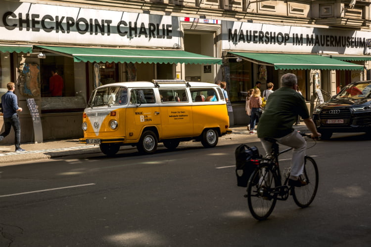 Checkpoint Charlie things to do in Berlin