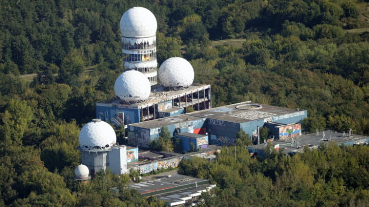 Teufelsberg - things to do in Berlin