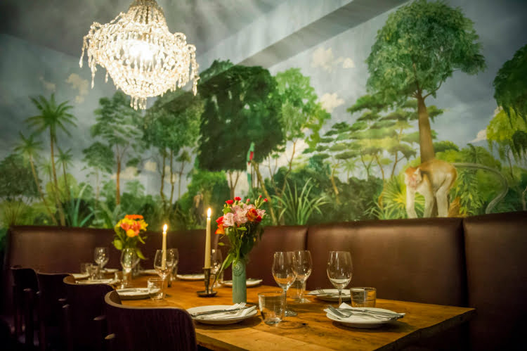 Blanchette - private dining London