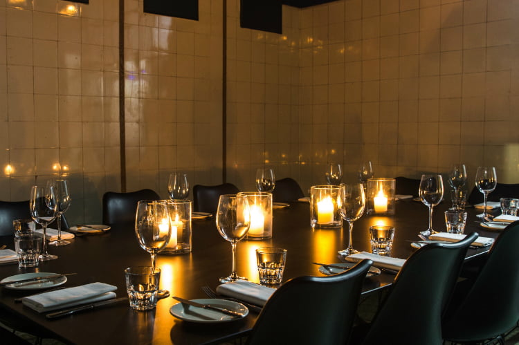 Coal Rooms Peckham - private dining London