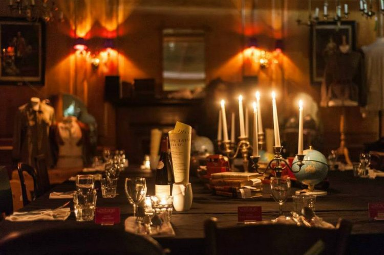 Disappearing Dining Club - private dining London