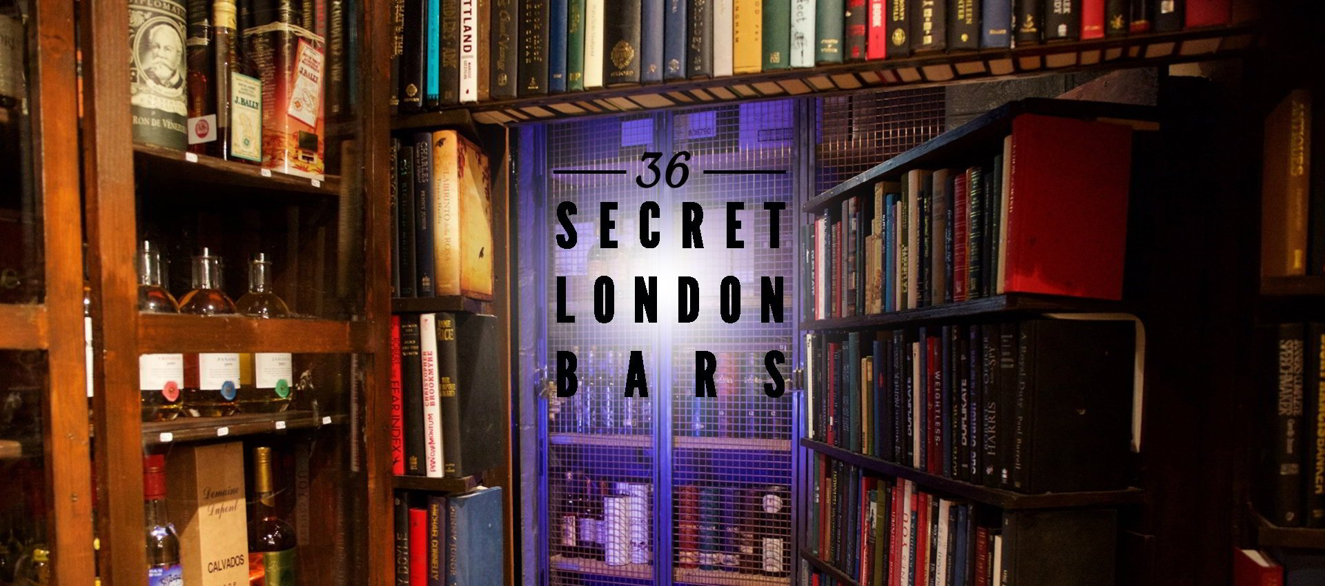 The Ultimate London Hidden Bar Guide