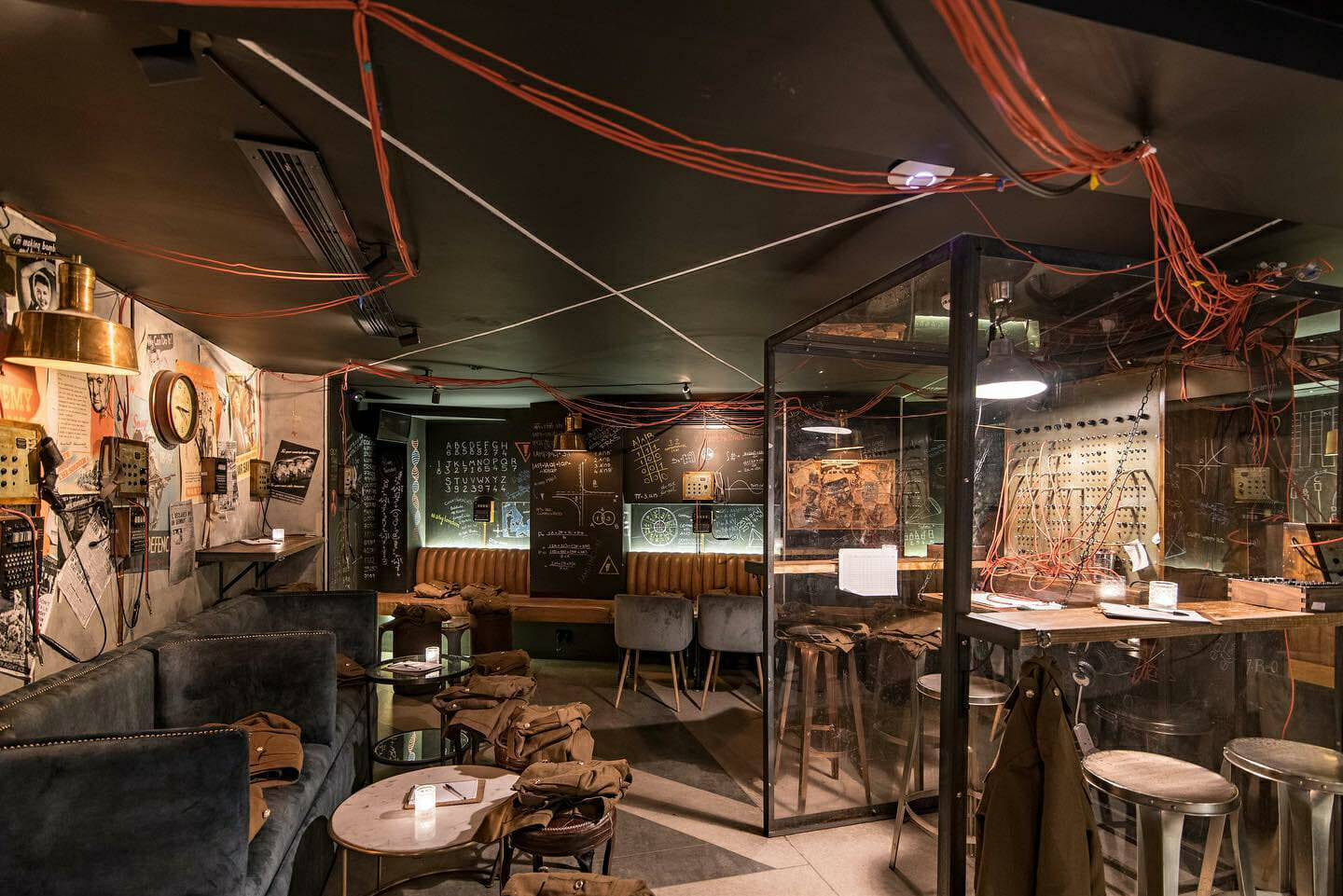 The Bletchley london date ideas