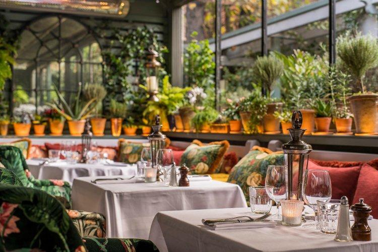 The Ivy Chelsea Garden - Chelsea Restaurants