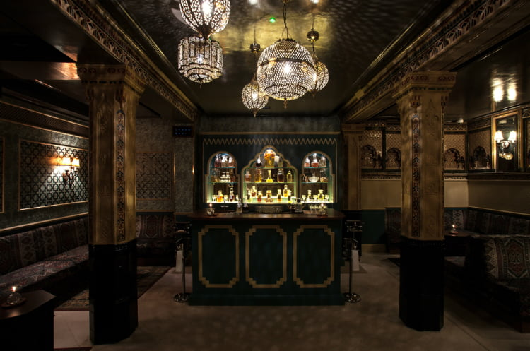 By Appointment Only - liverpool street bars