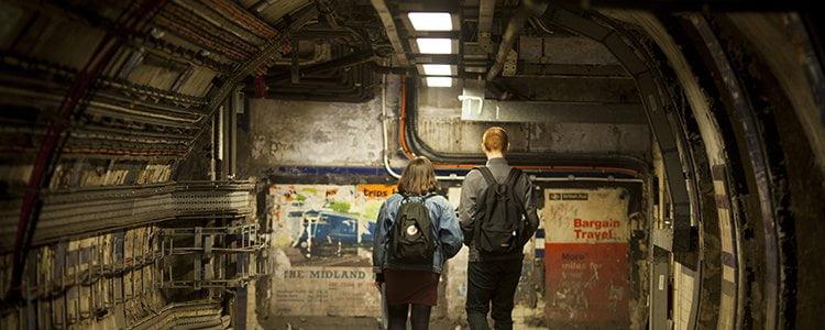 Hidden London - London Transport Museum