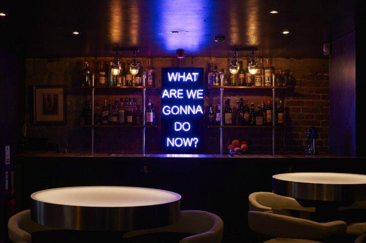 Callooh Callay Jubjub Speakeasy London