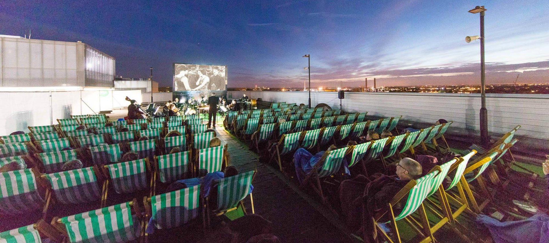 Popup Cinemas London 2017