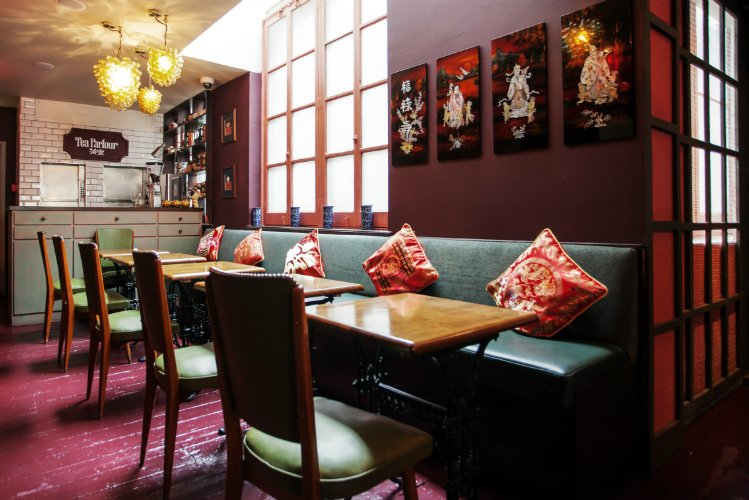 Opium - best bars in Soho