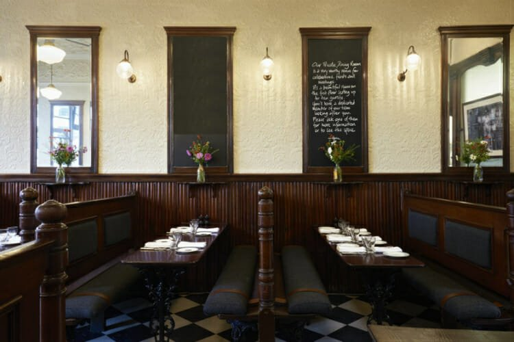 Quality Chop House Farringdon Restaurants