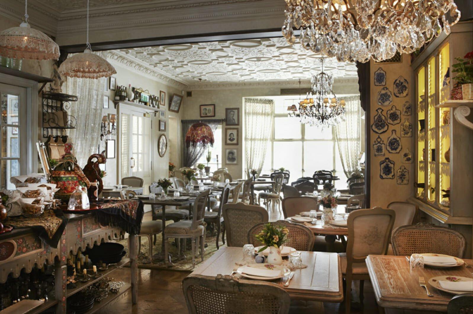 Mari Vanna Knightsbridge restaurant