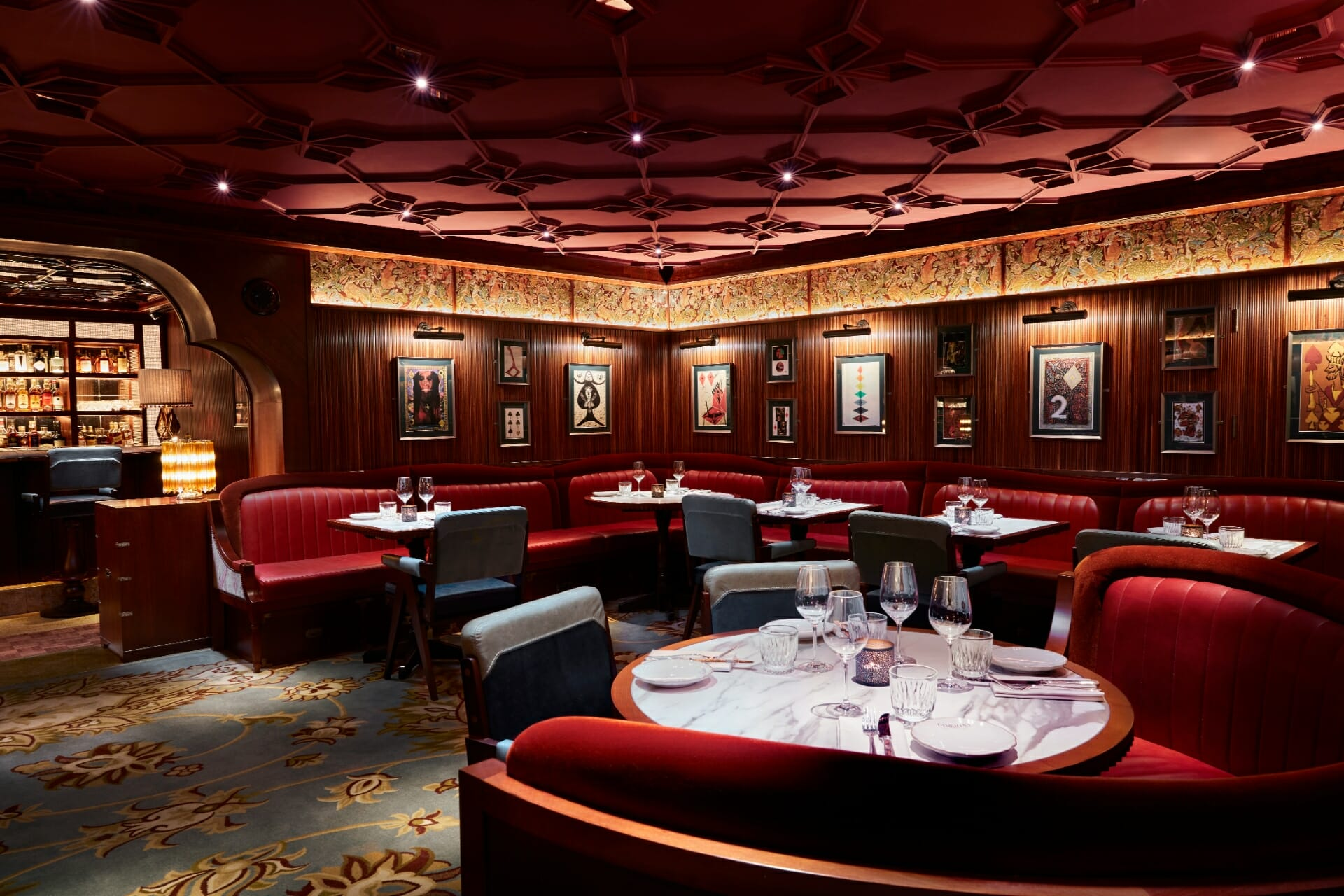 london restaurants reopened