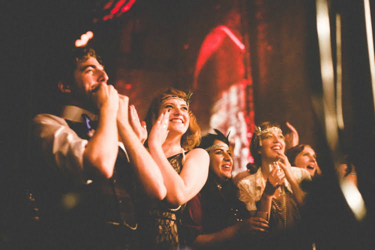 Prohibition Party New Year's Eve London
