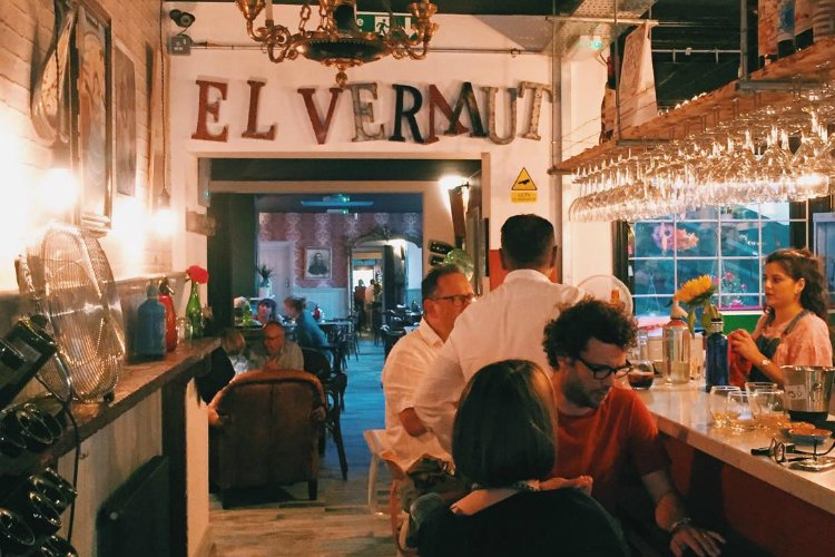 El Vermut - Peckham bars