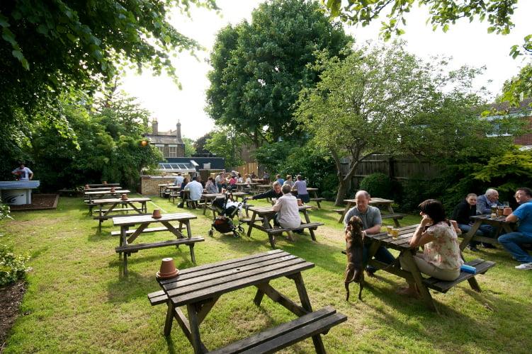 The Rye - Peckham bars