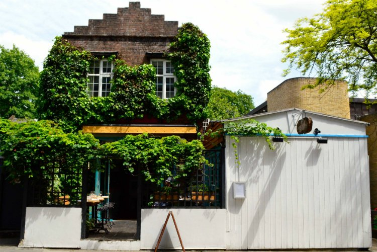 The Shed Best Notting Hill Restaurants
