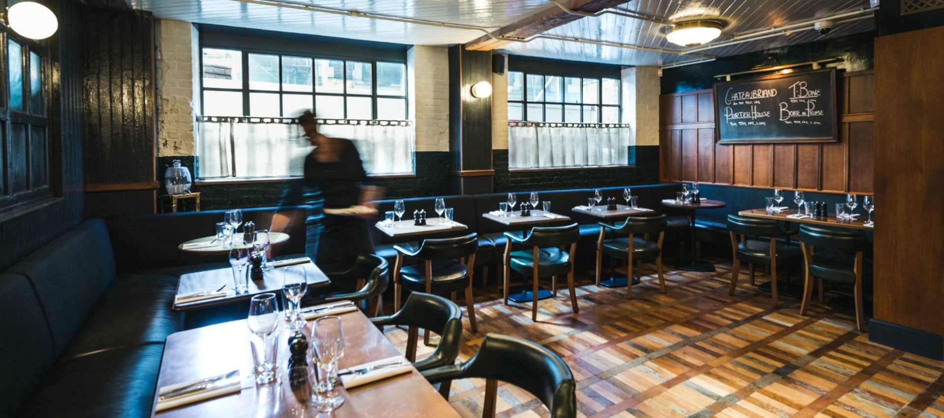 Hawksmoor Borough Market Celebrated South London Steak Spot