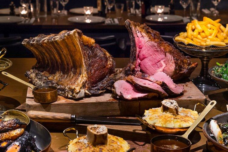 Hawksmoor Borough Market Celebrated South London Steak Spot