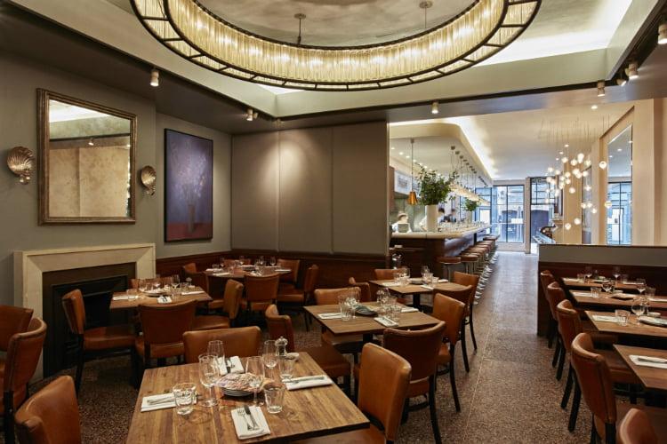Bocca di Lupo - best restaurants in Soho restaurants