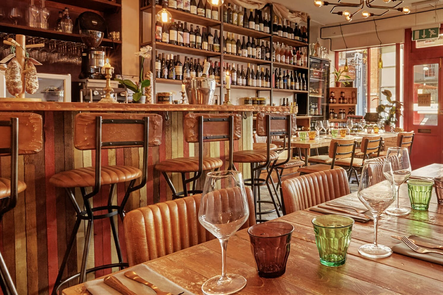 Lady of the Grapes best covent garden bars