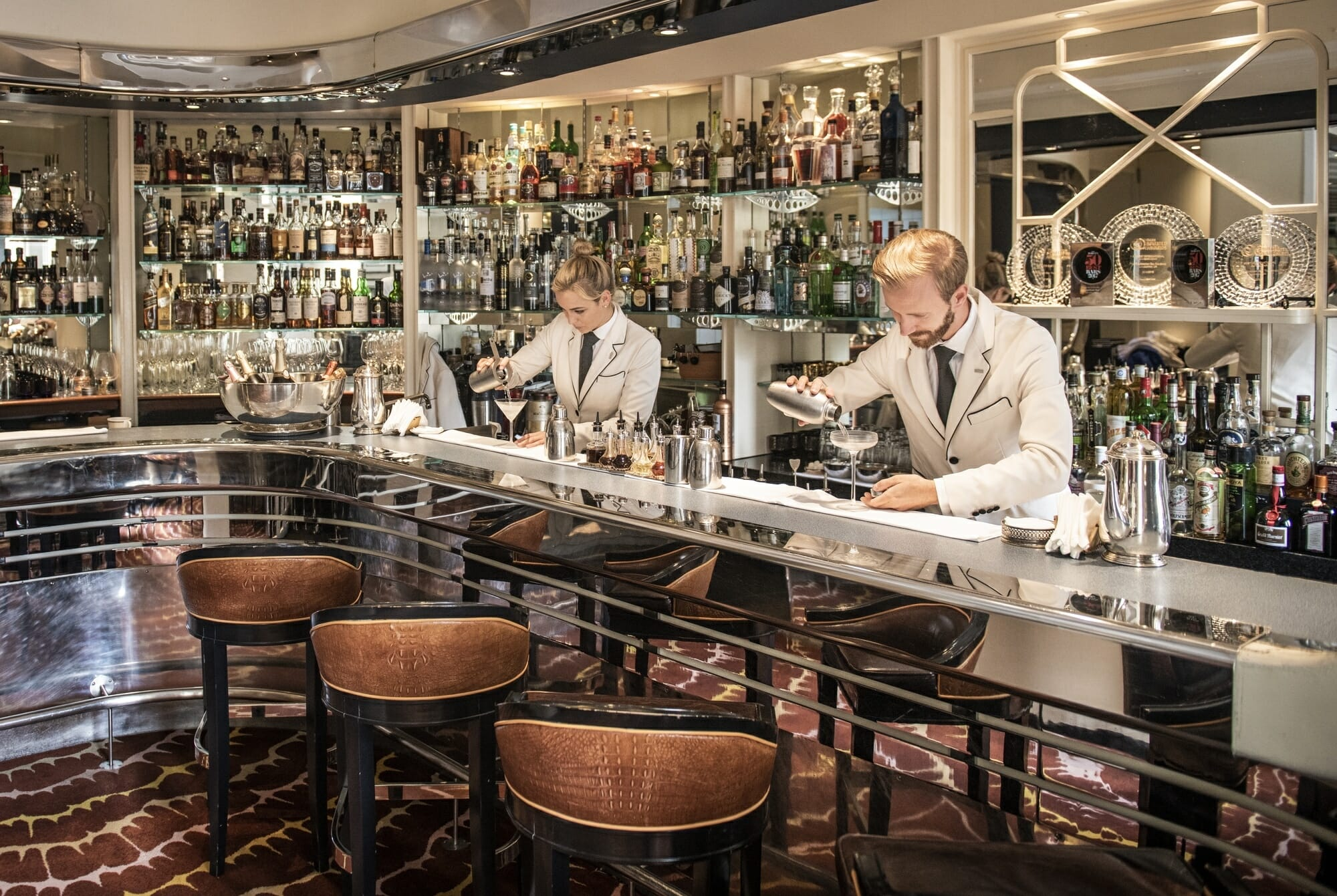 Savoy American bar best Covent Garden